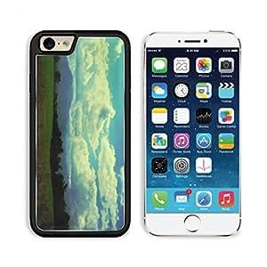 Clear Landscape 3DCom iPhone 6 Cover Premium Aluminium Design TPU Case Open Ports Customized Made to Order