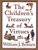 img - for The Children's Treasury of Virtues book / textbook / text book