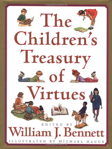 Download The Children's Treasury of Virtues pdf epub