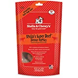 Stella & Chewy's Freeze-Dried Raw Stella's Super Beef Dinner Patties for Dogs, 15 oz.