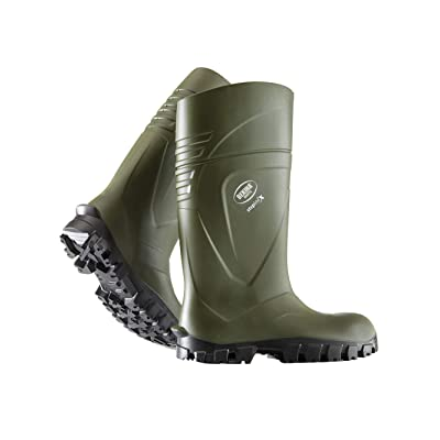 Viking Footwear Men's Bekina Steplite Soft Toe Boots Green Construction | Industrial & Construction Boots