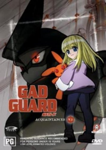 Gad Guard - Vol. 5 [Import anglais]