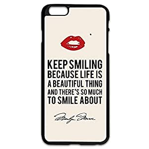 Case Cover For SamSung Galaxy S3 Keep Smiling Design Hard Back Cover Proctector Desgined By RRG2G