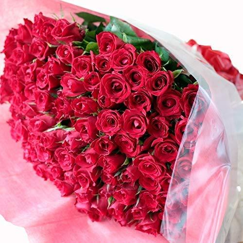 BisesFlower/ビズフラワー 花束 バラ100本