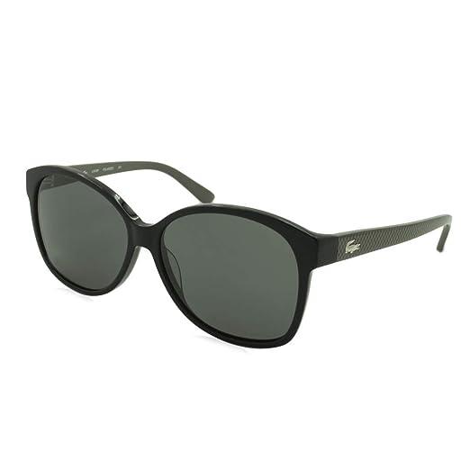 ac076d7b7721 Sunglasses LACOSTE L 701 SP 001 BLACK at Amazon Men s Clothing store