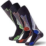 High Performance Wool Ski Socks - Outdoor Wool...