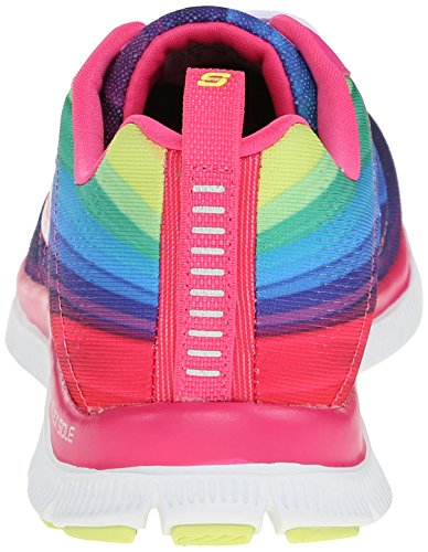 Appeal Skechers Pretty Fitness Please Flex Femme 55xzwRn