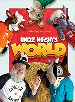 Uncle Moishys World Movie DVD