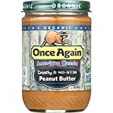 Once Again Peanut Butter American Classic Crunchy -- 16 oz