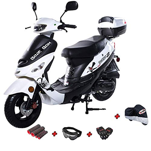 X-PRO 50cc Moped Scooter