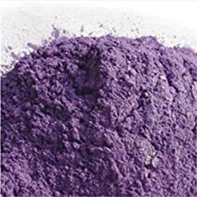9 Colors Soap Colorant Do It Yourself Natural Mineral Mica Powder Soap Dye 50 g (Purple)