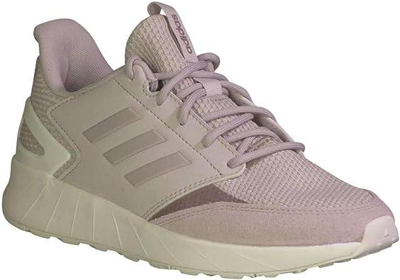 Adidas Questarstrike X - Zapatillas de Running para Mujer, Color Morado: Amazon.es: Zapatos y complementos