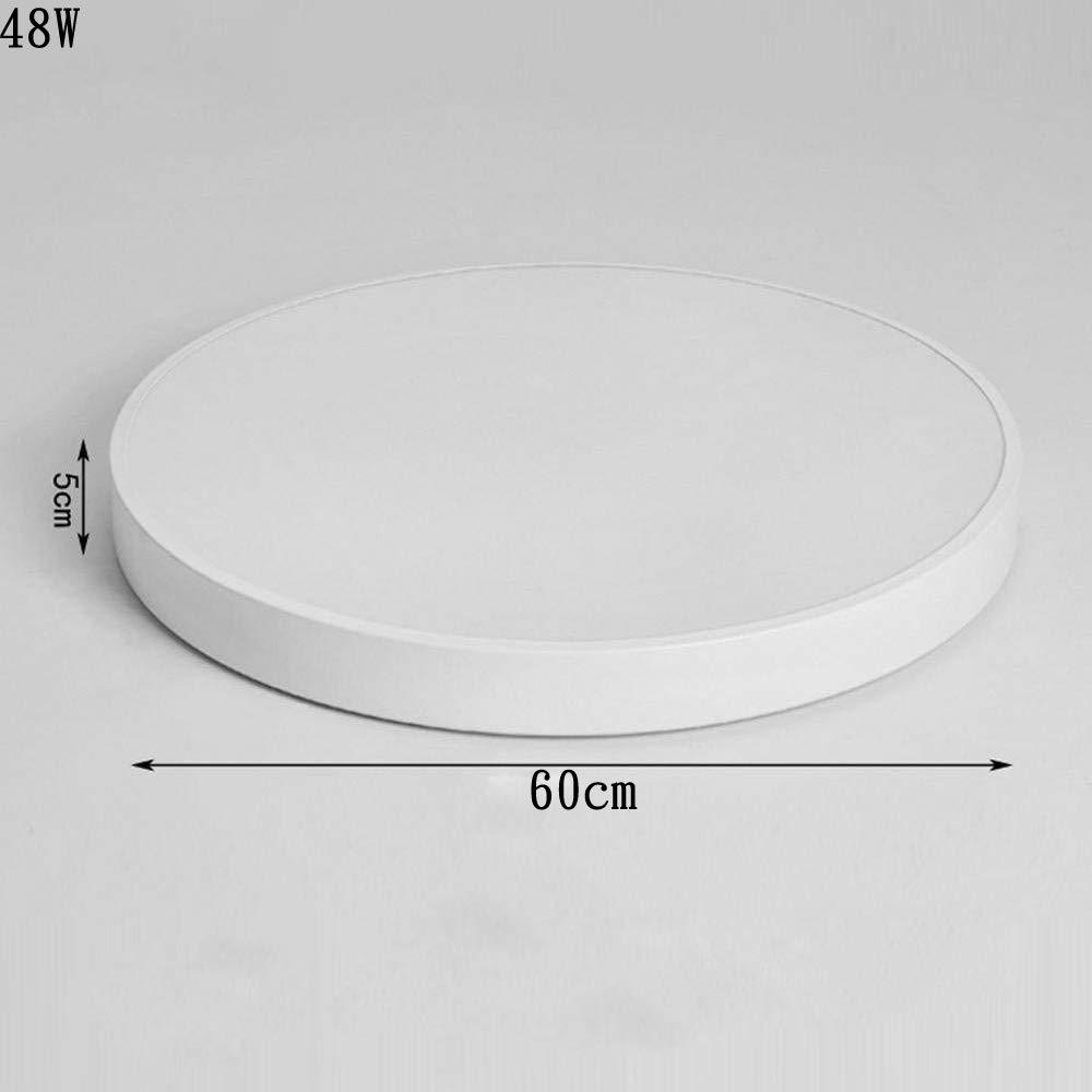 Led Rund Deckenlampe Modern Dimmbar Mit Fernbedienung Deckenleuchte