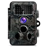 Trail Camera,with Day&Night Vision 12MP 1080P Game& Hunting Camera Waterproof Wildlife Camera