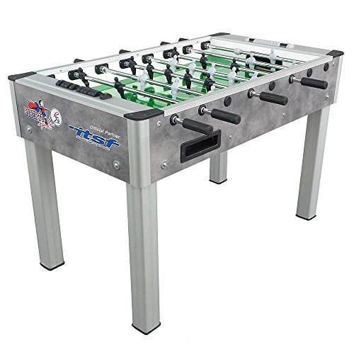 Roberto Sport College Pro International Gray Foosball Table by Roberto Sport