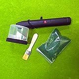 Leepesx ABS Mini Static Grass Flocking Applicator