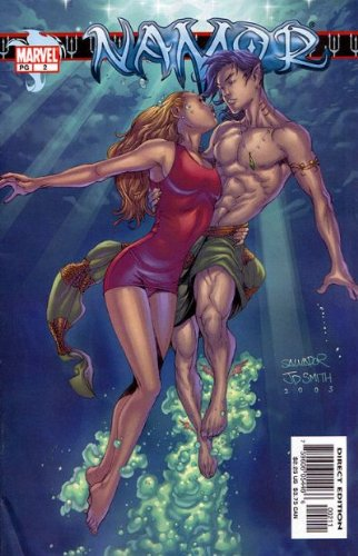 Download Namor #2 - Marvel Comics ebook