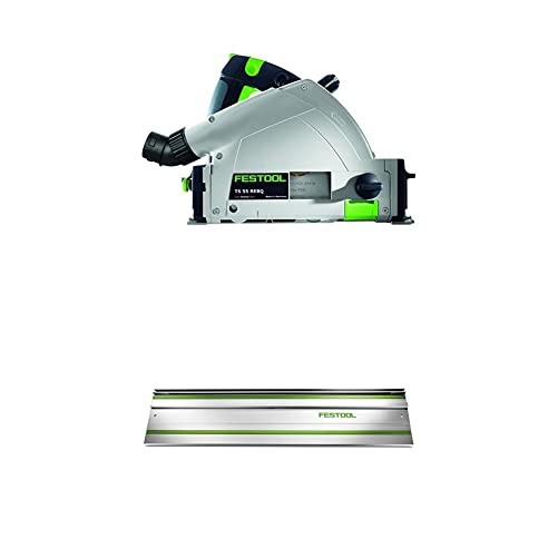 Festool 575388 TS 55 REQ Plunge Cut Track Circular Saw W 55 Rail