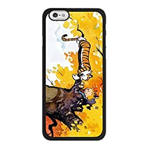 """Calvin And Hobbes Cartoon ~ Personalized Custom Beauty Diy Smooth Surface Durable Tpu Rubber Silicone Case Cover Skin Unique iphone 6 Case ~ (iPhone 6, 4.7"""" inch Case)"""