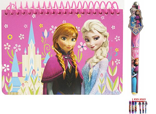 Disney Frozen Elsa Spiral Autograph