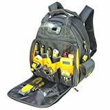 DEWALT-DGL523-Lighted-Tool-Backpack-Bag-57-Pockets