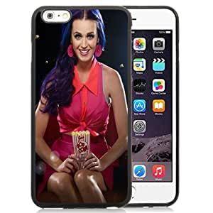 Beautiful Custom Designed Cover Case For iPhone 6 Plus 5.5 Inch With Katy Perry with Pop Corn Phone Case Kimberly Kurzendoerfer