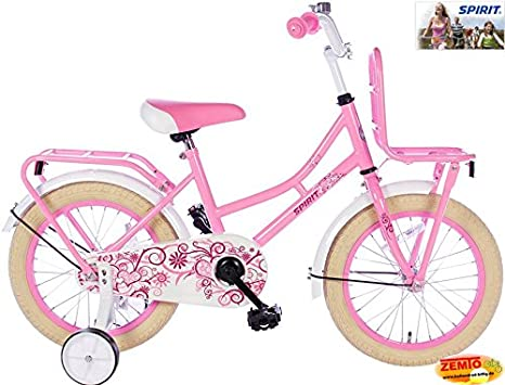 Bicicleta holandesa para niña 16 pulgadas Spirit Abuela Fiets ...