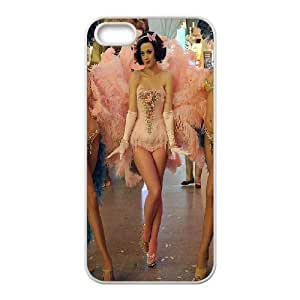 For SamSung Galaxy S4 Phone Case Cover Katy Perry Feather Showgirl Suit for Teen Girls, For SamSung Galaxy S4 Phone Case Cover Men for Teen Girls [White]