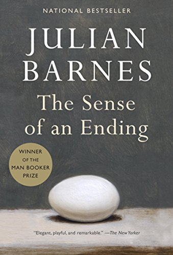 The Sense of an Ending (Borzoi Books) cover