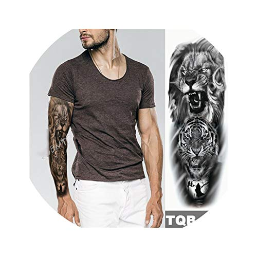 Power Totem Waterproof Temporary Tattoo Sticker Warrior for sale  Delivered anywhere in USA