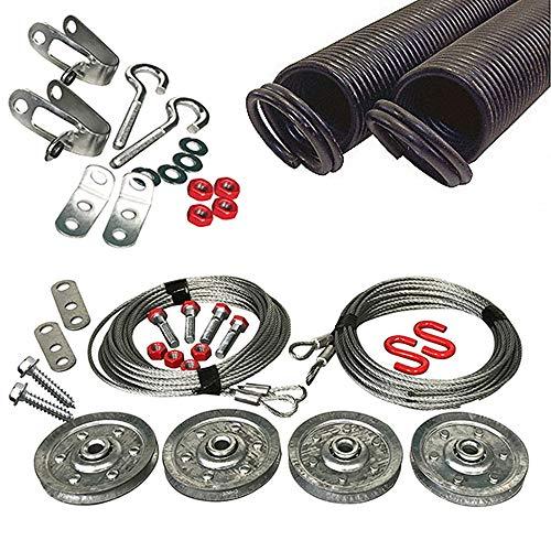Most Popular Garage Door Springs & Wires