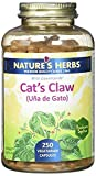 Nature's Herbs Zand, Cat's Claw Bark Capsule, 250 Count