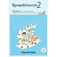 Sprachfreunde - Ausgabe Süd (Sachsen, Sachsen-Anhalt, Thüringen) - Neubearbeitung 2015: 2. Schuljahr - Arbeitsheft: Schulausgangsschrift
