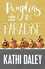 Between volunteering for the annual pumpkin festival and coaching her girls to the state soccer finals, high school teacher Tj Jensen finds her good friend Zachary Collins dead in his favorite chair. When the handsome new deputy closes the ca...