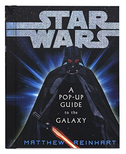 Star Wars: A Pop-Up Guide to the Galaxy (HC) (Star Wars Pop Up Book)