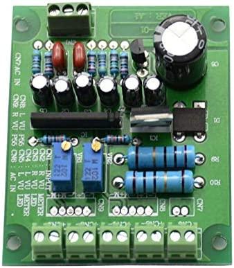 Doble Amplificador de la Placa del Conductor del medidor VU ...