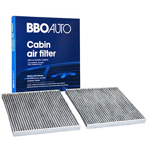 emium Cabin Air Filter with Active Carbon Media – Fits Hyundai Sonata, Santa Fe, Azera, Santa Fe XL   Kia Optima, Sedona, Cadenza (CF11819 REPLACEMENT) ()
