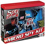 Wild Planet Spy Gear Micro Kit