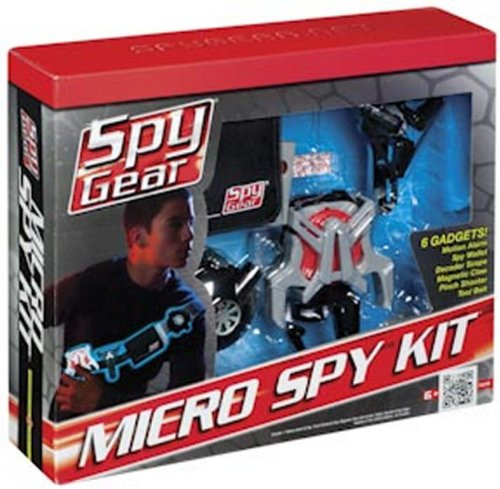 (Wild Planet Spy Gear Micro Kit)