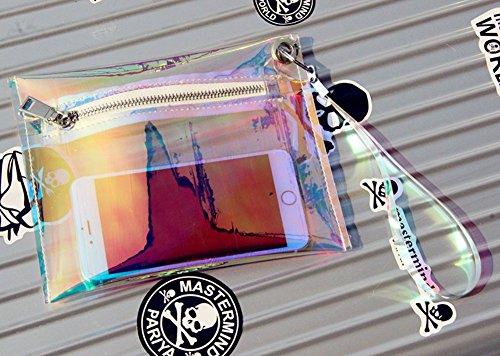 transparent Remeehi Pochettes Pochettes Blanc transparent JXVV04618 Remeehi wIzU6xq