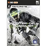 UBISOFT Tom Clancy's Splinter Cell Blacklist Action/Adventure Game - DVD-ROM - PC / 68746 /