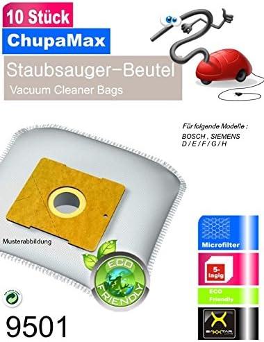 SEVERIN BR 7937 SB 9026 Microfilter F Sacchetto PER ASPIRAPOLVERE tessuto SB 9028