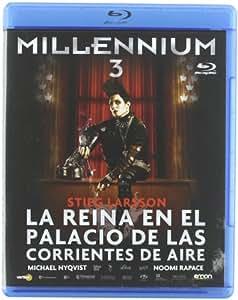 Millennium 3: La reina en el palacio de las corrientes de aire [Blu-ray]