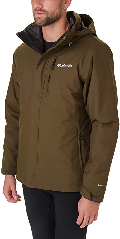 Columbia Element Blocker II Interchange Jacket Chaqueta, Hombre ...