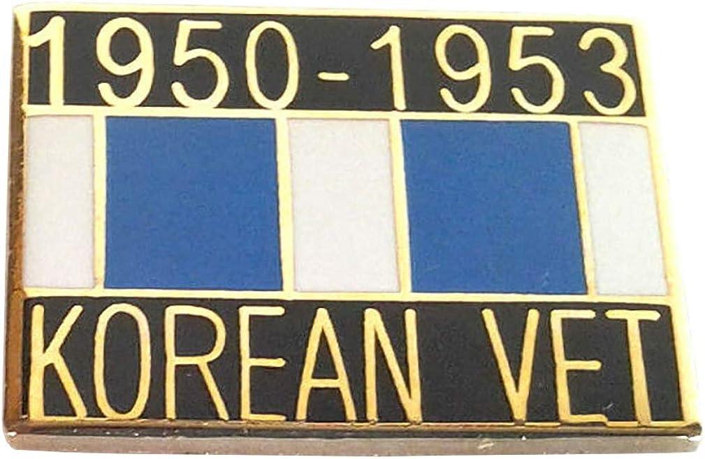 Korean War Veterans 1950-1953 Lapel Pin Badge Korea