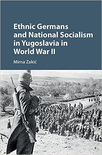 Ethnic Germans and National Socialism in Yugoslavia in World War II