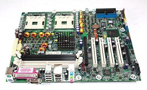 Genuine HP XW6200 Workstation Desktop 604 Dual Xeon Motherboard 359875-004 350447-001 (Xw6200 Workstation)
