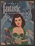 img - for FAMOUS FANTASTIC MYSTERIES COMBINED WITH FANTASTIC NOVELS MAGAZINE JUNE 1952 VOL. 13 NO. 4 book / textbook / text book
