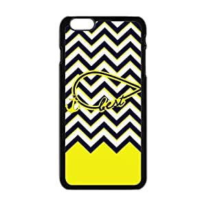 "Danny Store Hardshell Cell Phone Cover Case for New iPhone 6 Plus (5.5""), Best Friends by mcsharks"