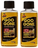 Goo Gone 2 oz. Remover | Greasy Residues and Messes (PACK OF 2)